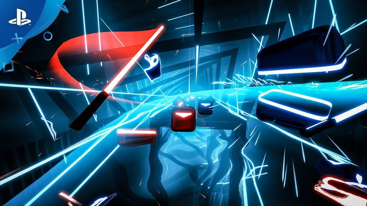 Beat Saber Announce Trailer PS VR video