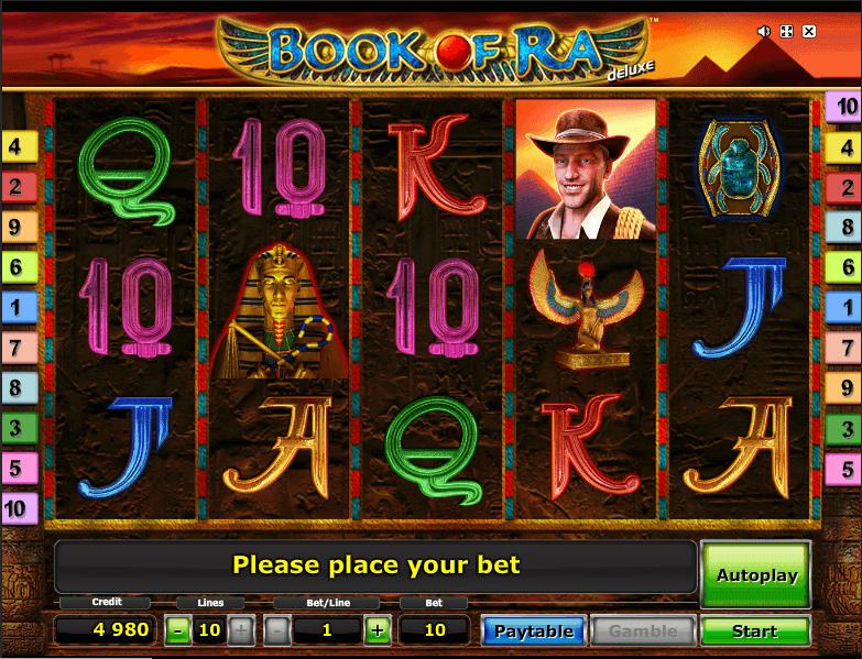 Casino Book Of Ra Kostenlos Spielen