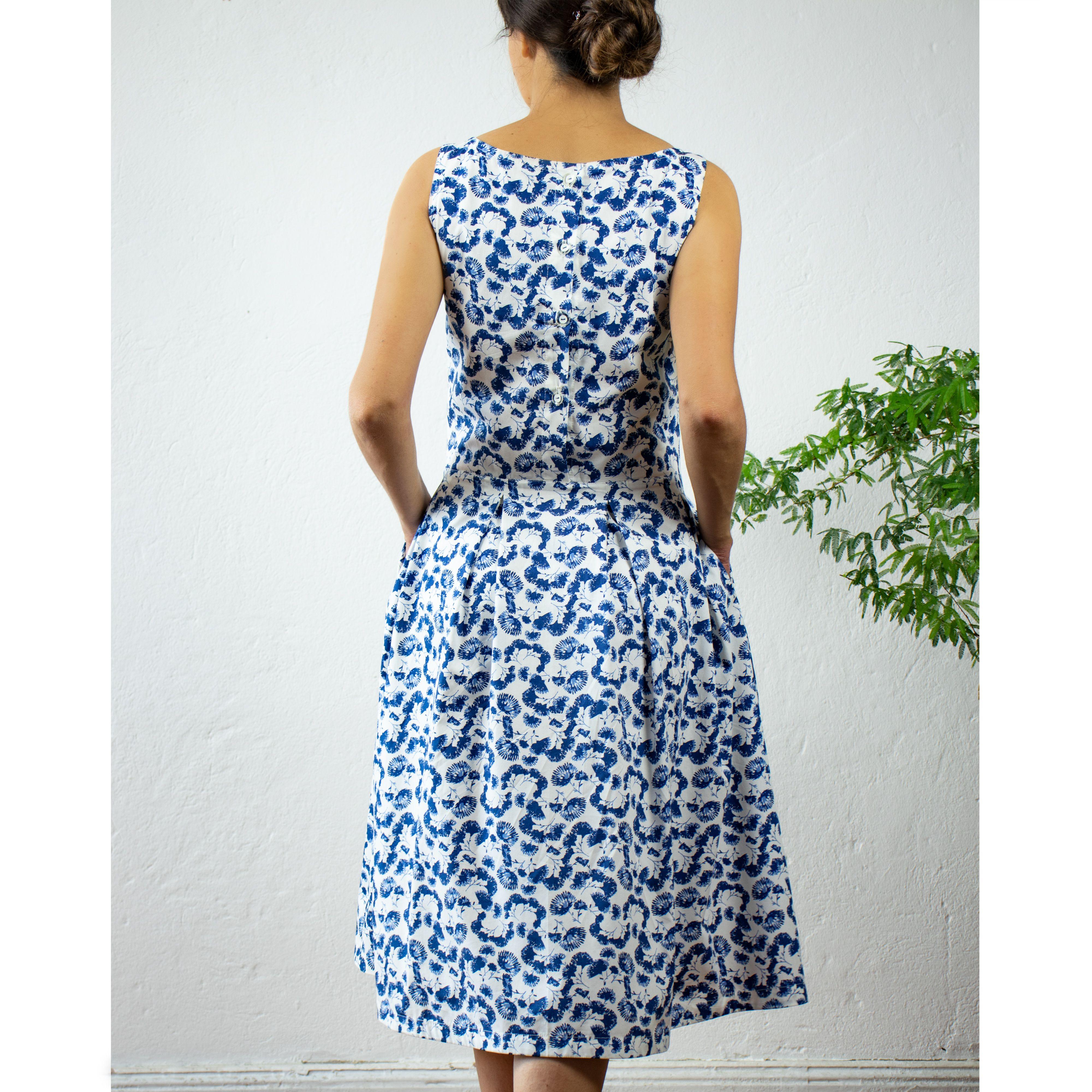 Midi Dress/ Sommerkleid/ Midi Cocktailkleider/ Frauen Kleid/ Party ...