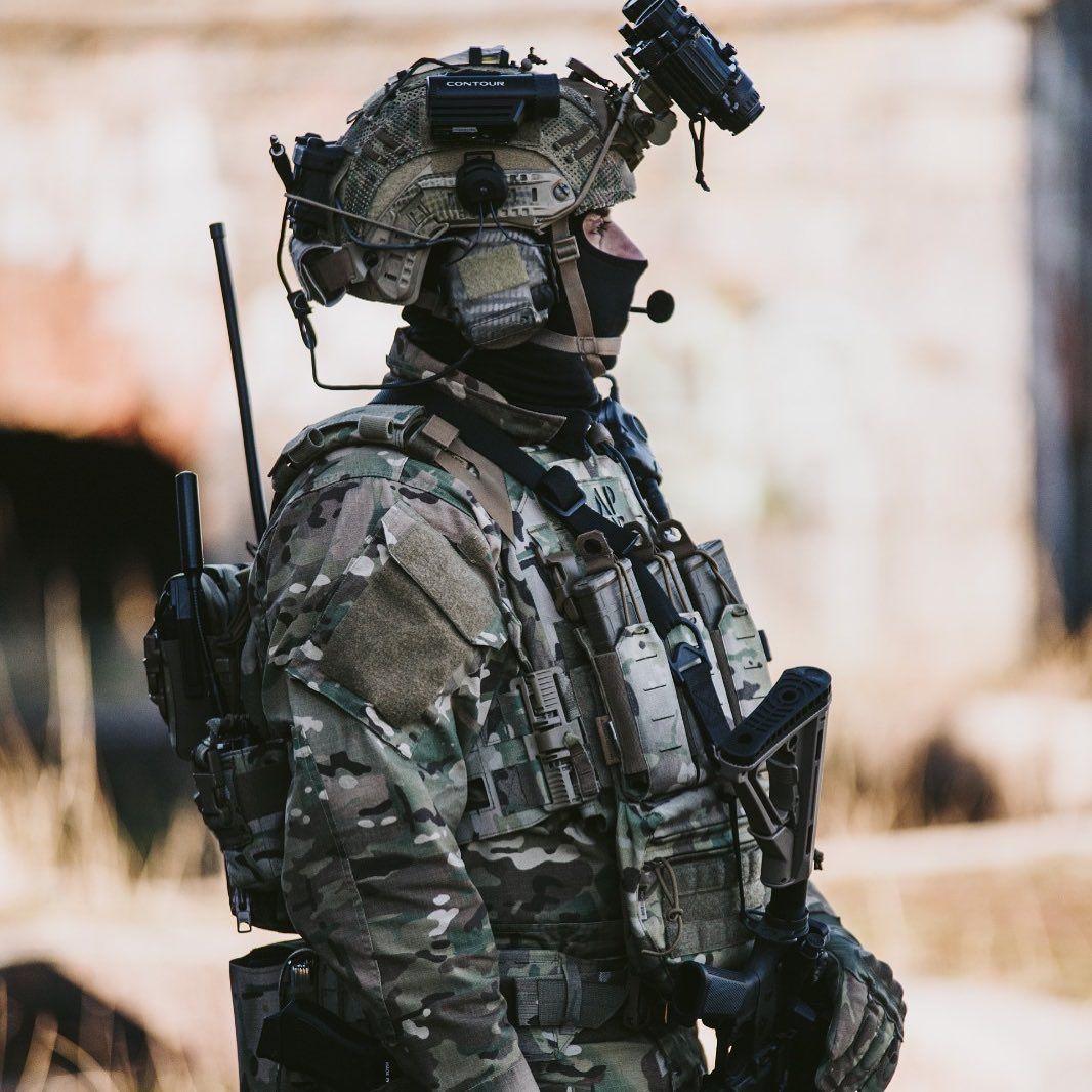 Pin On Warrior Assault Systems Setups