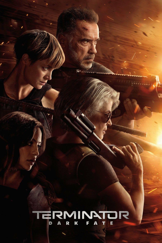 Terminator Dark Fate (2019) movie Linda Hamilton, Arnold