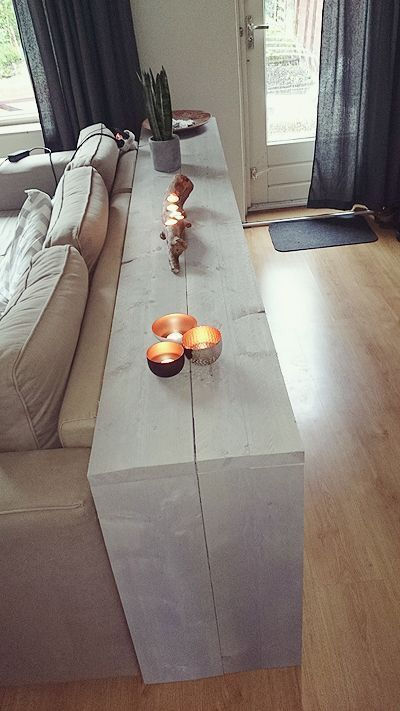 Image Result For 36 Inches High Long High Tables Behind Couch Home