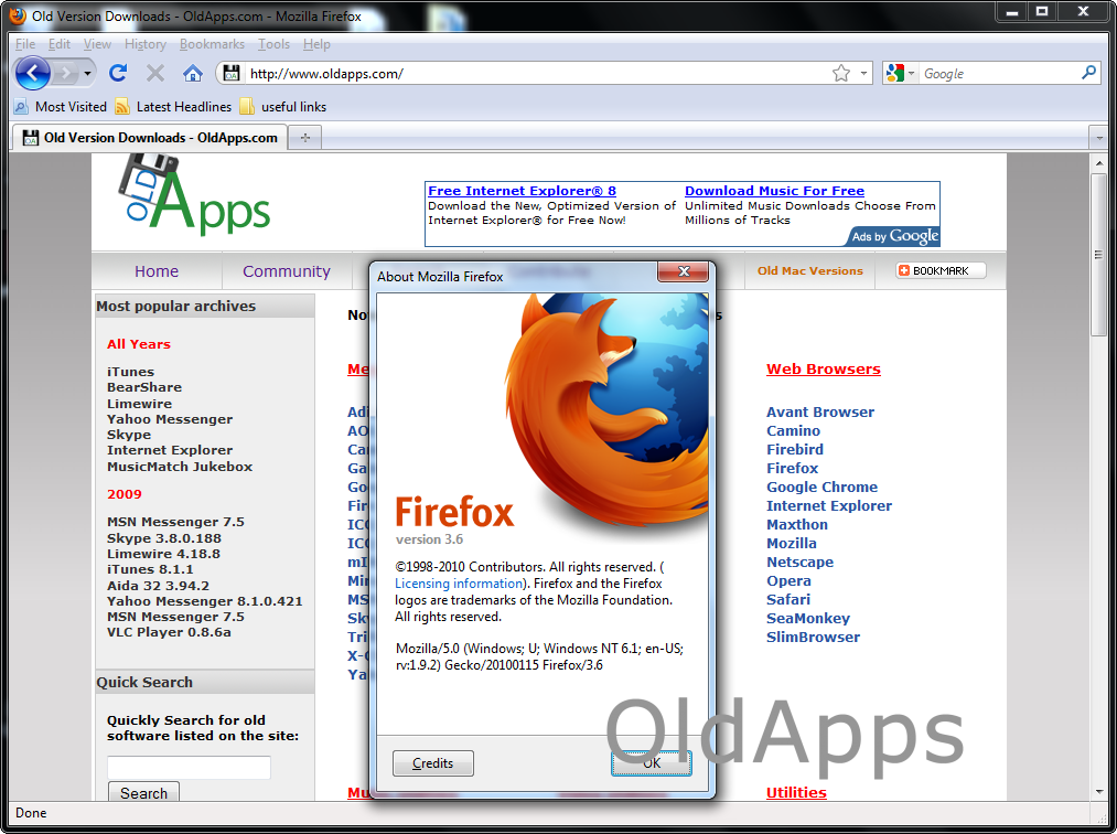download older versions of firefox for windows | riansurrebti