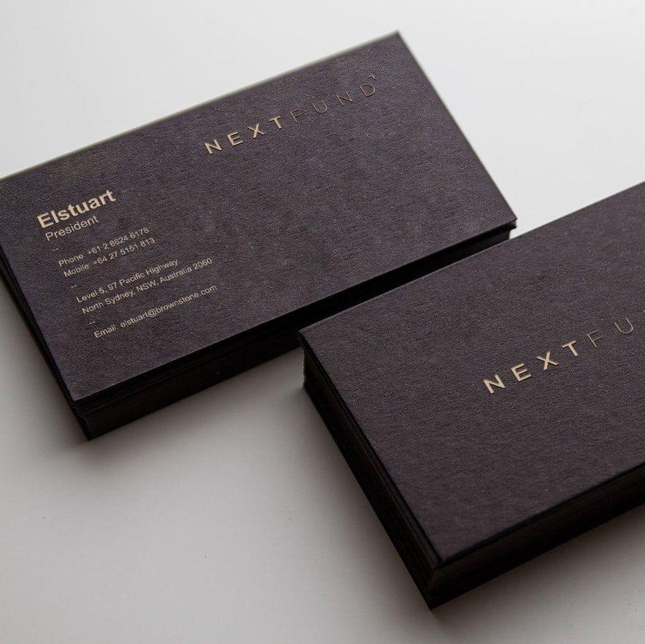 8 Top Business Card Trends For 2021 Business Card Design Black Beauty Business Cards Elegant Business Cards Design