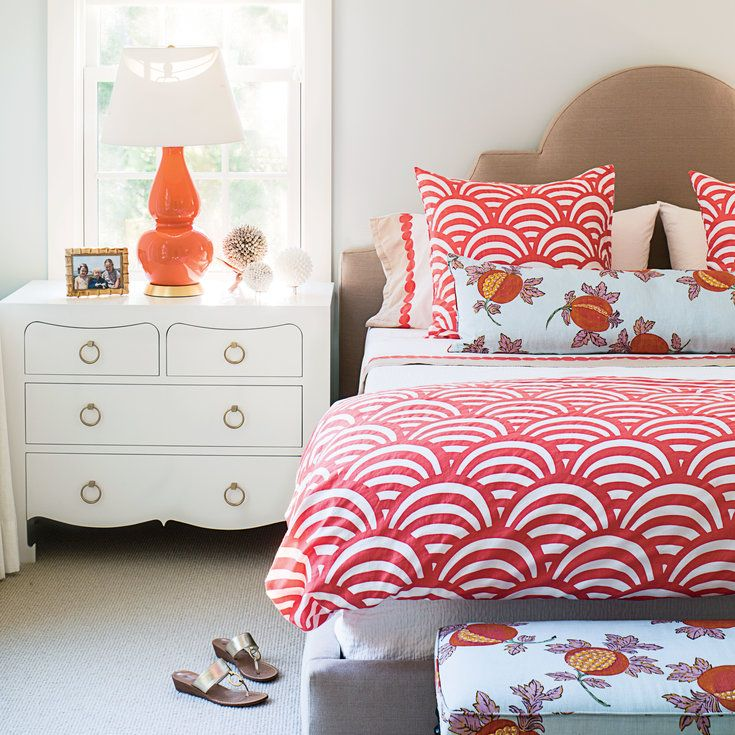 30 Beautiful Beachy Bedrooms | Coastal, Bedrooms and Spaces