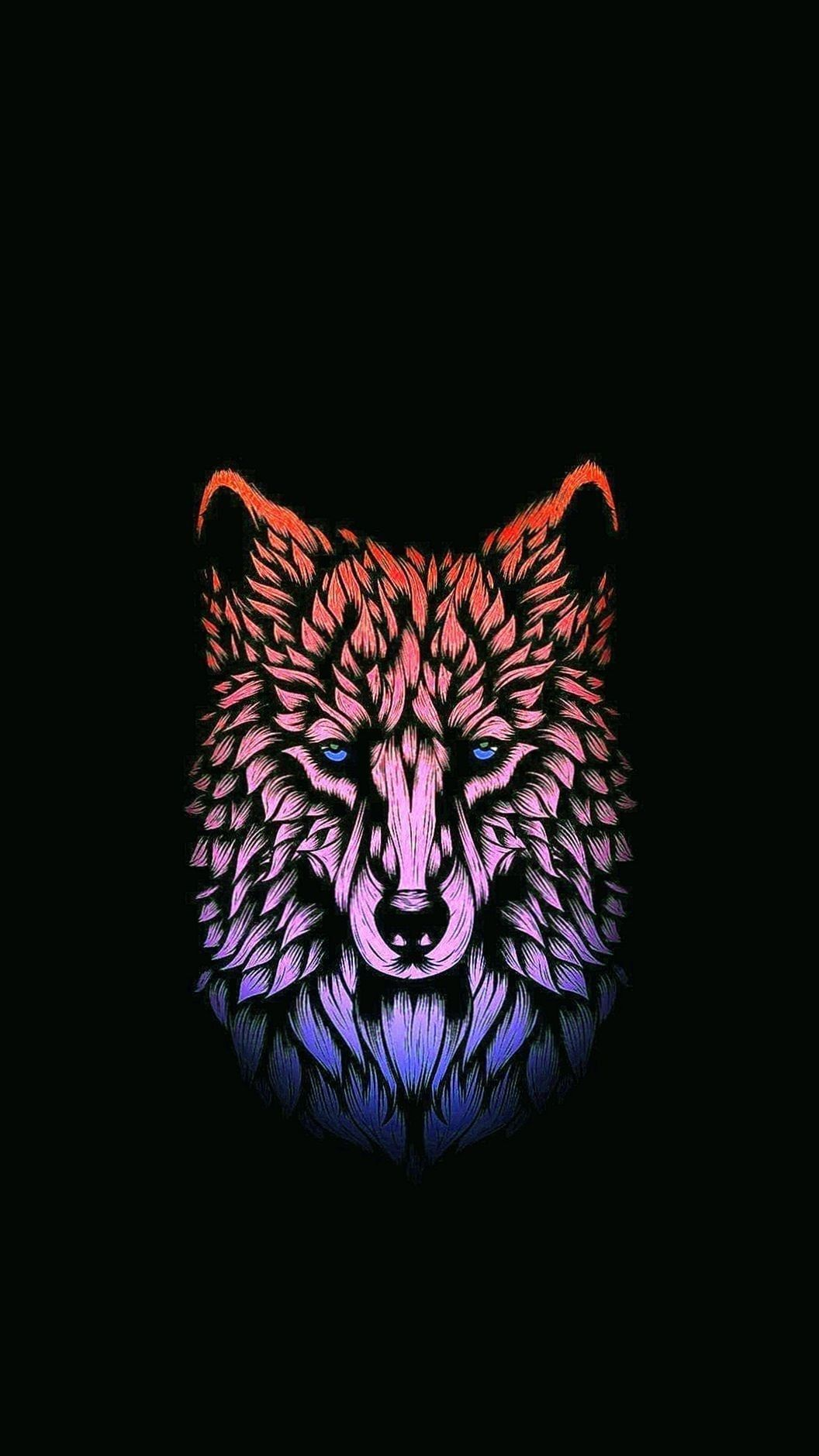 Wolf Wallpapers 4k For Mobile In 2020 Wolf Wallpaper 4k Wallpaper For Mobile Ice Wolf Wallpaper