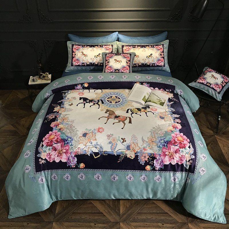 Duvet Bedding Sets, Mid Century Queen Bedspread