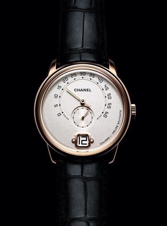 7f7389f6 Both Sides Now: Chanel Launches its First Men's-Only Watch | The ...