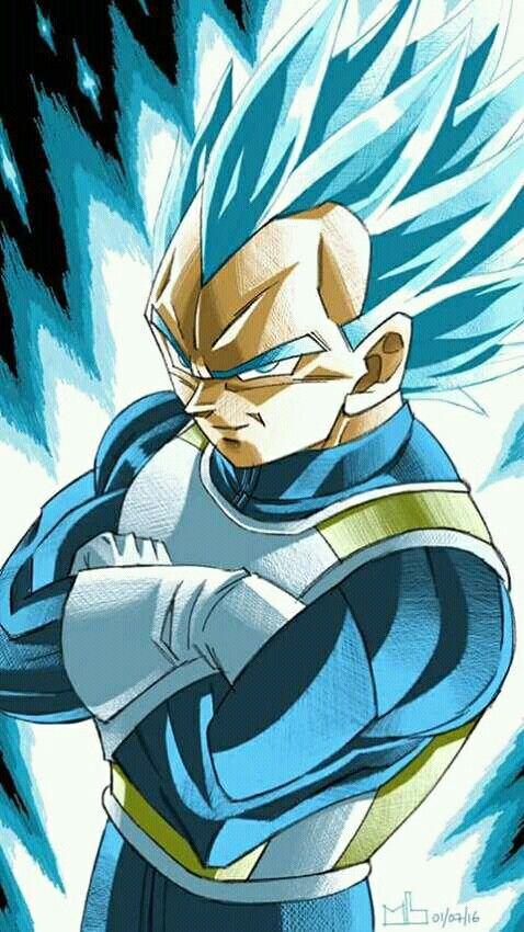 Super Saiyan God Blue Vegeta Dragon Ball Wallpapers Dragon Ball