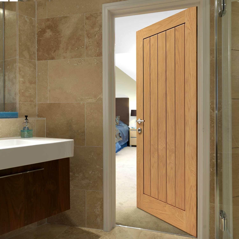 J B Kind Oak Cottage Thames Original Door Internal Doors Discount Interior Doors Oak Glazed Internal Doors