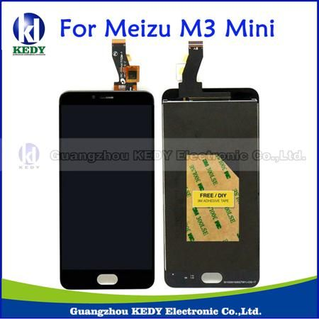 5pcs Meizu M3 mini LCD Display + Touch Screen 5.0inch HD Digitizer Assembly Replacement For Meizu M3 mini M688Q M688C  — 5615.72 руб. —