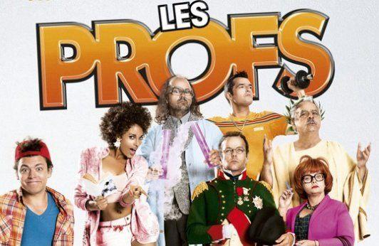 Film Les Profs Sortie 17 Avril 2013 Avec 12 De Reussite Au Bac Le Lycee Jules Ferry Est Le Pire Lycee De Character Ronald Mcdonald Fictional Characters