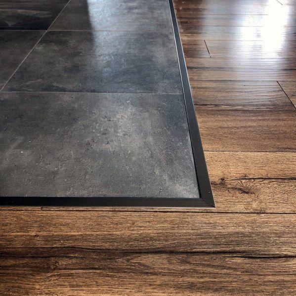 Gallery Top 70 Best Tile To Wood Floor Transition Ideas   Flooring Designs is free HD wallpaper.