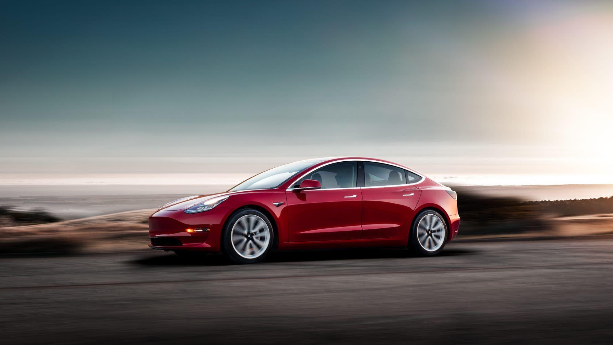 Musk Shares Performance Specs For Souped Up Tesla Model 3 Tesla Model Tesla Electric Cars
