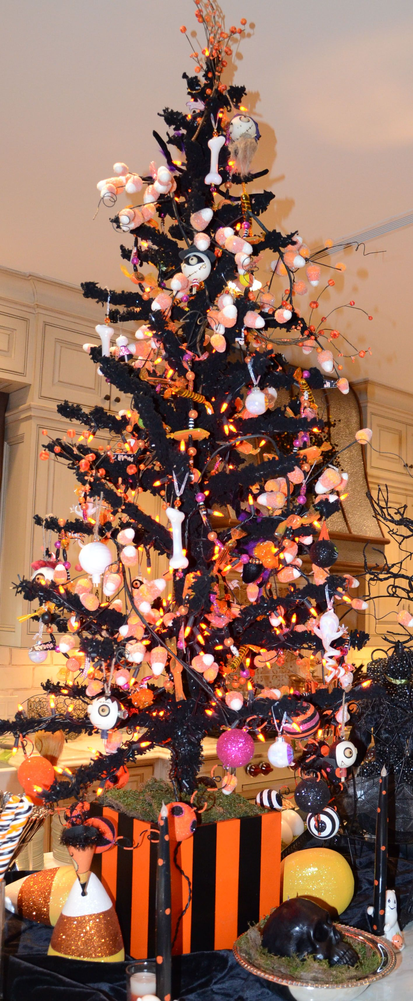 CHRISTMAS TREEHalloween tree Halloween christmas tree