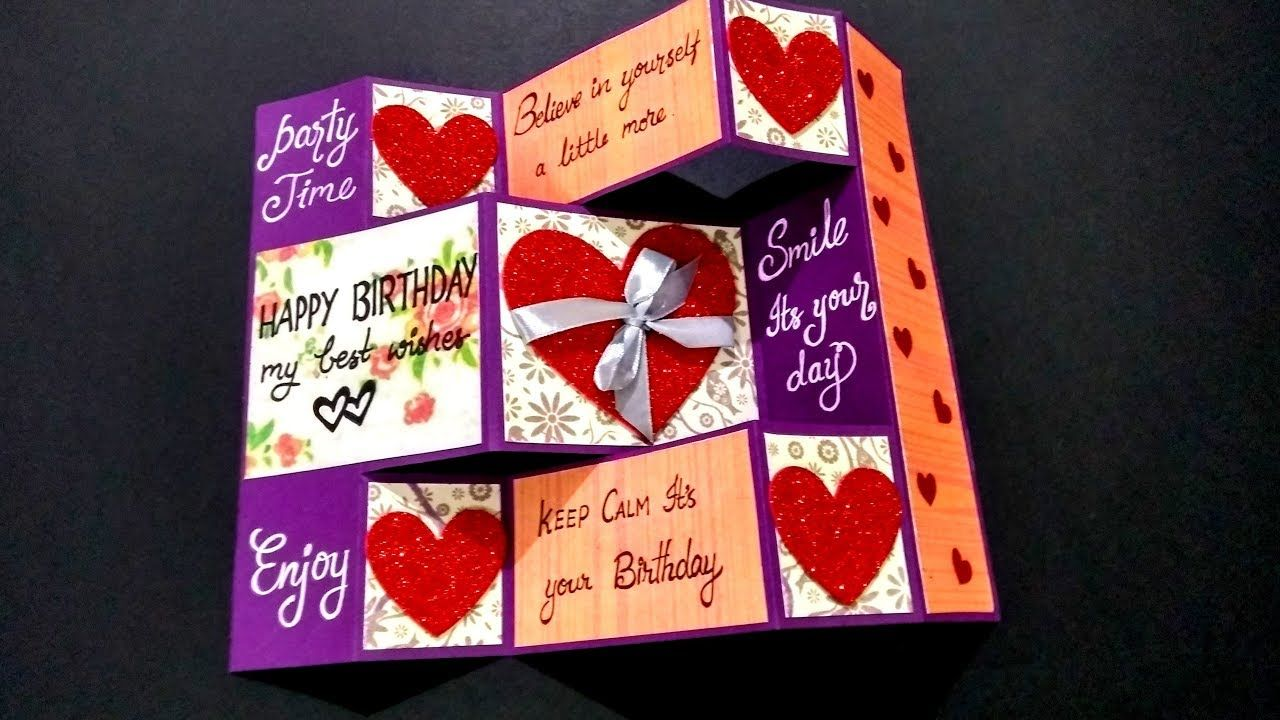 Wonderful Son Young Boy On Your Special Day Handmade Son Birthday Cards