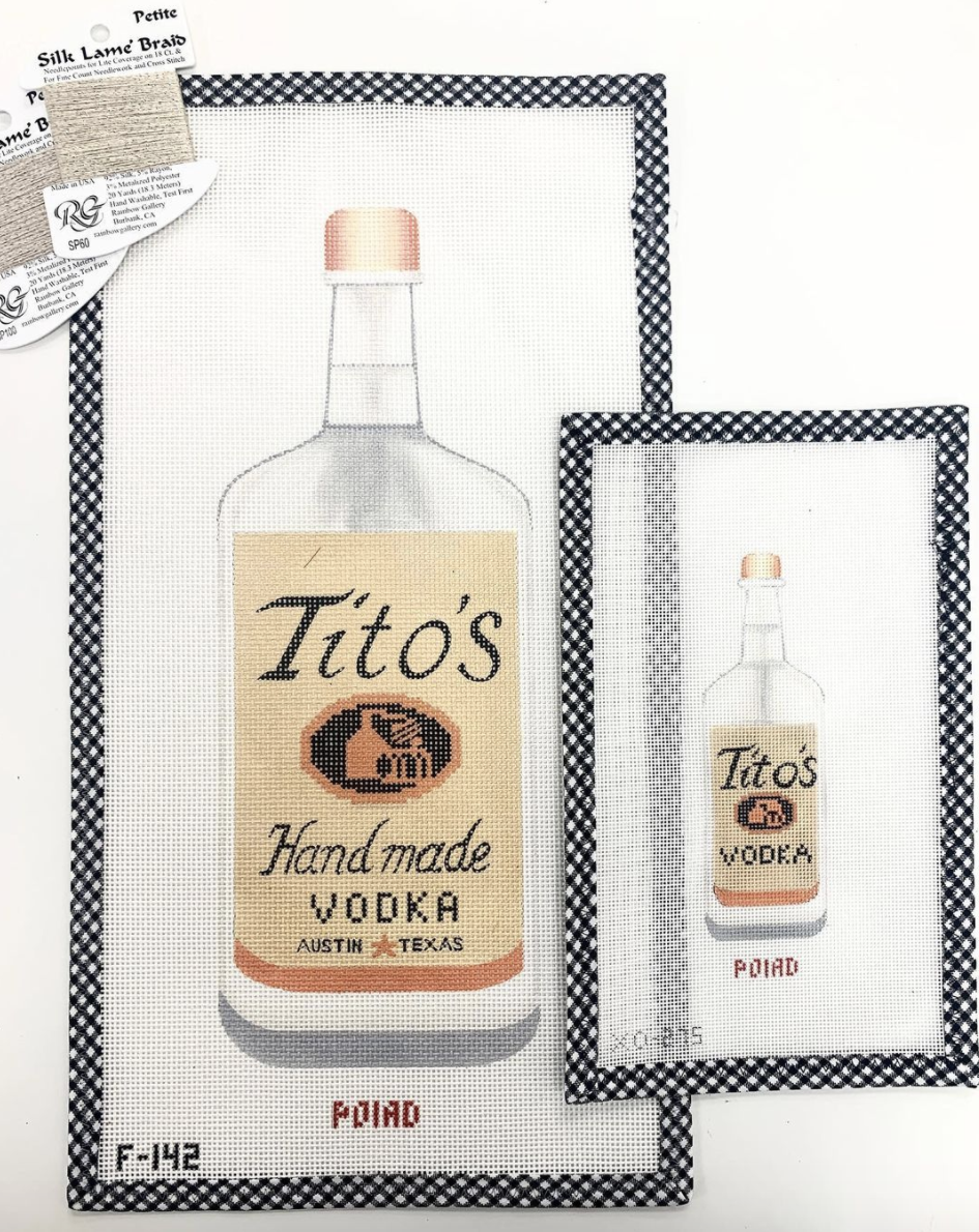 Tito S Ornament Vodka Tito Bottle