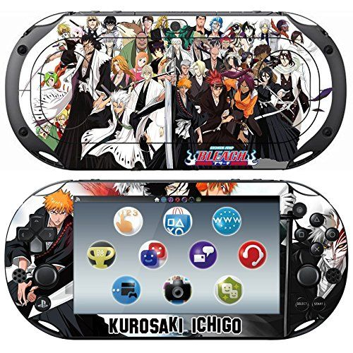 Vanknight Vinyl Decal Skin Stickers Cover for Playstation Vita 2000 PS Vita 2000 PSV 2000 Skin ** Learn more by visiting the image link.Note:It is affiliate link to Amazon.
