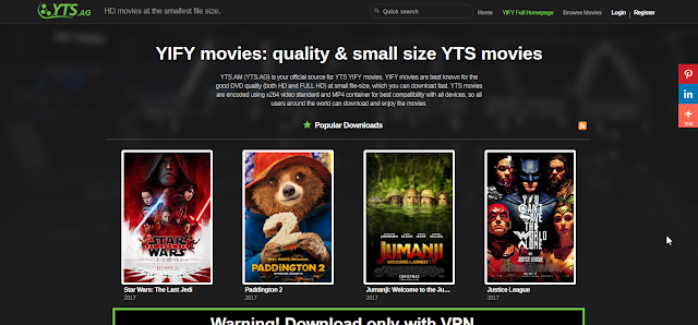 Top Websites To Download Free Movies And TV Series For PC