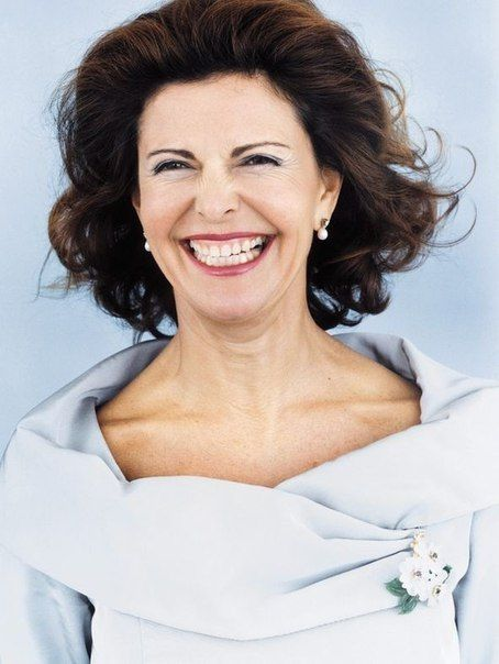 The 40 Years of HM Queen Silvia - Swedish Monarchy