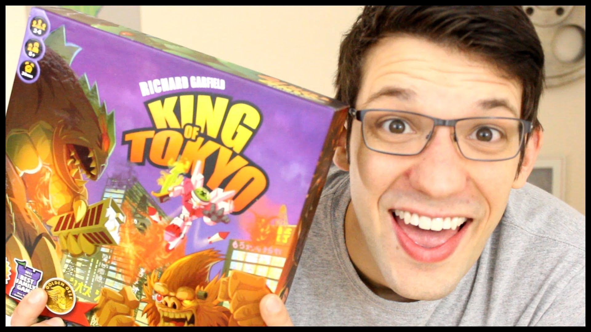 How to Play King of Tokyo Fun board games, Favorite
