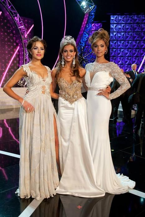Miss Universe, Miss USA and Teen USA | CROWN Productions & Pageant ...