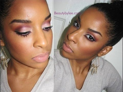 Beauty by Lee Autumn Day Makeup Tutorial  (Sigma Dare Palette)