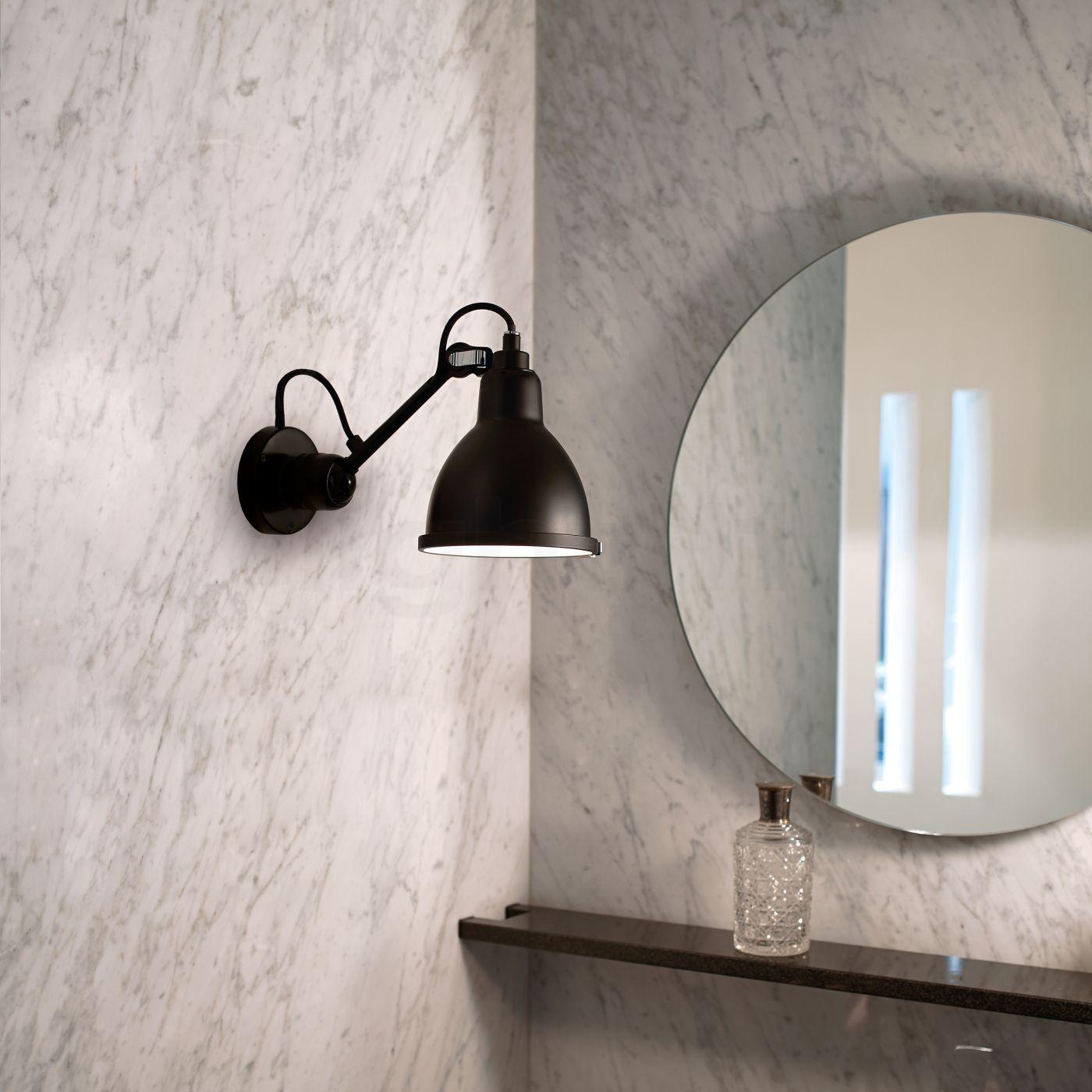 Dcw Lampe Gras No 304 Bathroom Wandleuchte In 2020 Badezimmerwand Ideen Wandleuchte Wand Ideen