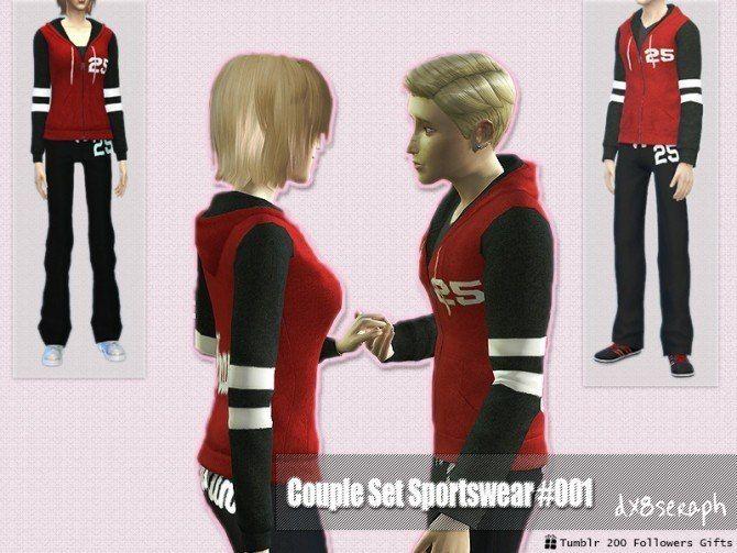 Couple Set Sportswear
