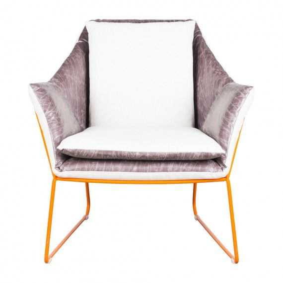 NEW YORK CHAIR ORANGE FRAME - HD Buttercup Online – No Ordinary ...