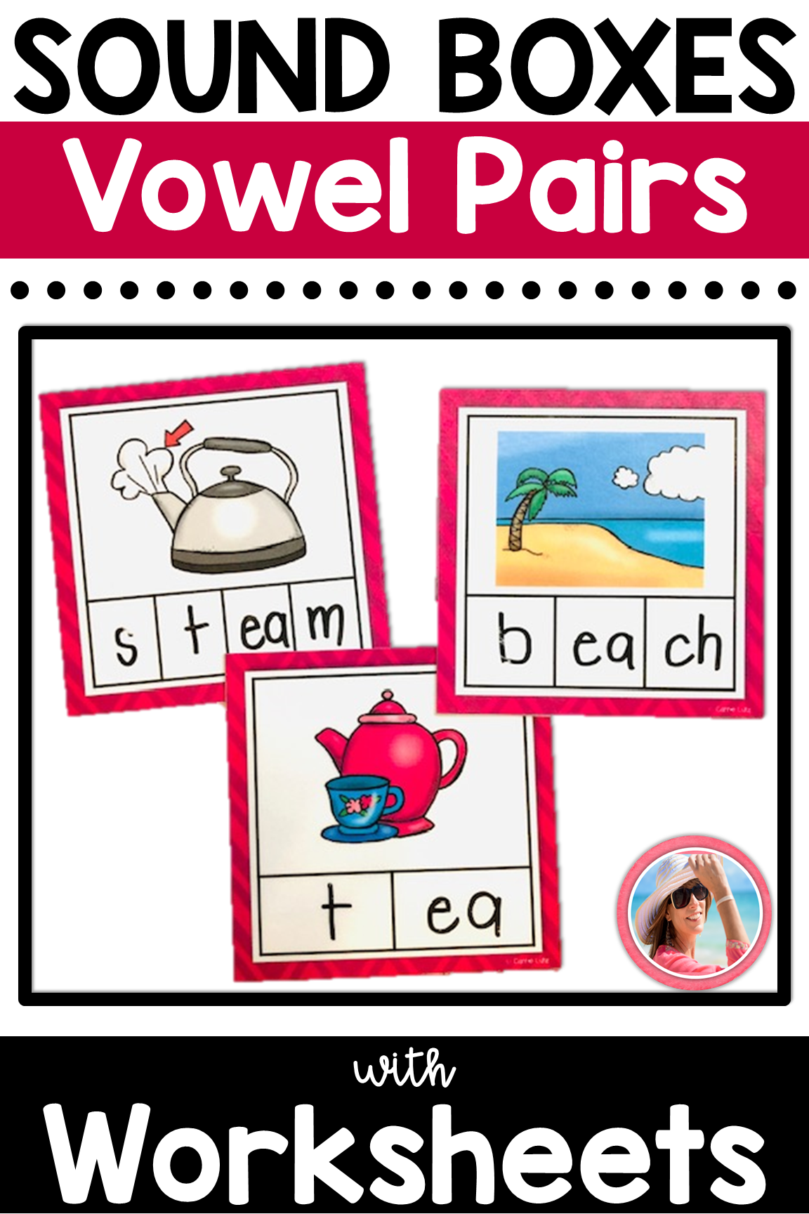 Sound Boxes With Pictures For Vowel Teams
