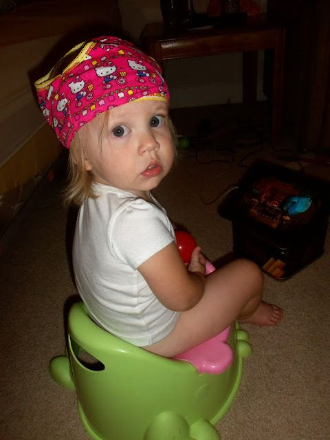 Struggling with potty training? Try a mess-free #DotBaby