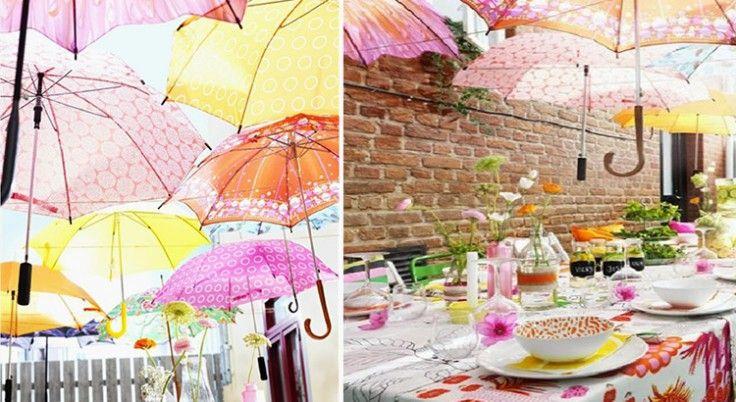 Garden party : 40 idées pour décorer son jardin