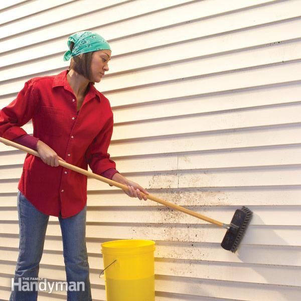 How To Clean Vinyl Siding Cleaning Vinyl Siding
