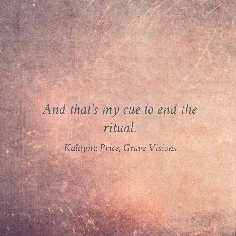 Grave Visions By Kalayna Price Book 4 Alex Craft Series Alex Craft