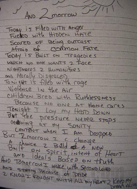 2pac poetry book - Google Search