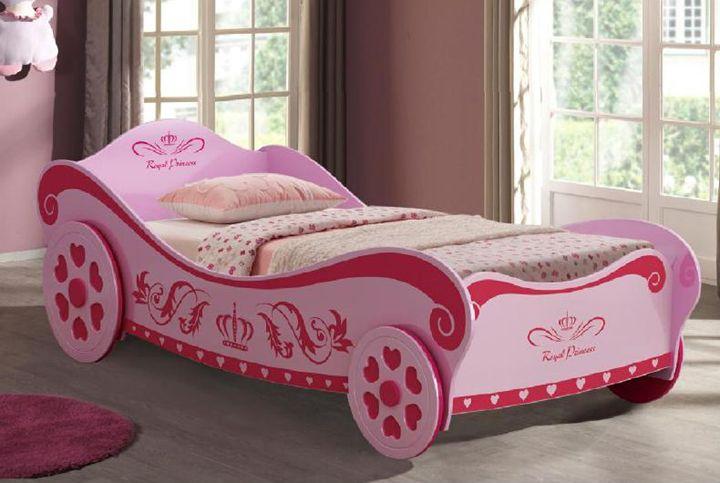Princess Bed Camas Ninos Cosas