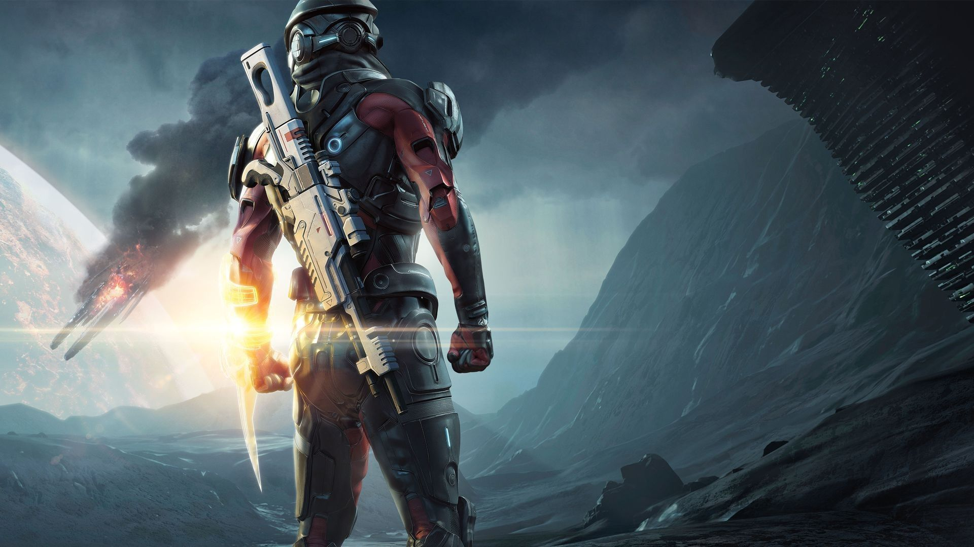 mass effect: andromeda wallpapers cool hd   mass effect: andromeda