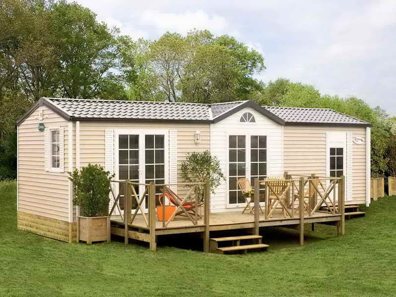 Mobile Home Porches | Design Your Own Mobile Home With Porch | For .
