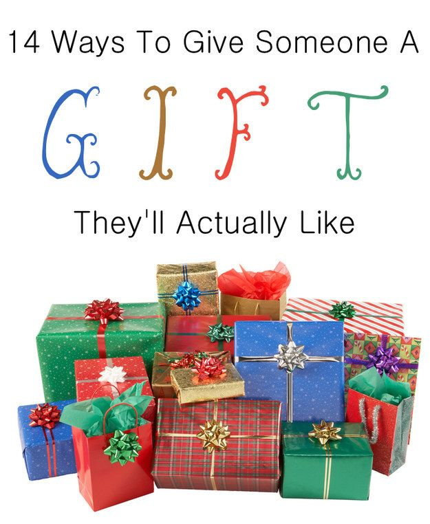 Here S How To Be The Best Gift Giver Ever Best Gifts Gifts Gift Giver