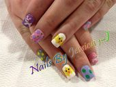 Photo of Easter by Squirt0283  Nail Art Gallery nailartgallery.na by Nails Magazine w