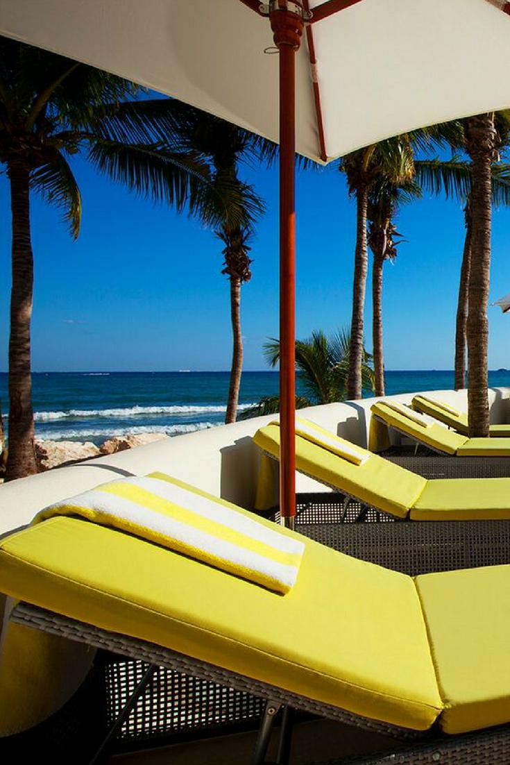 Bungalows On Playa Del Carmen