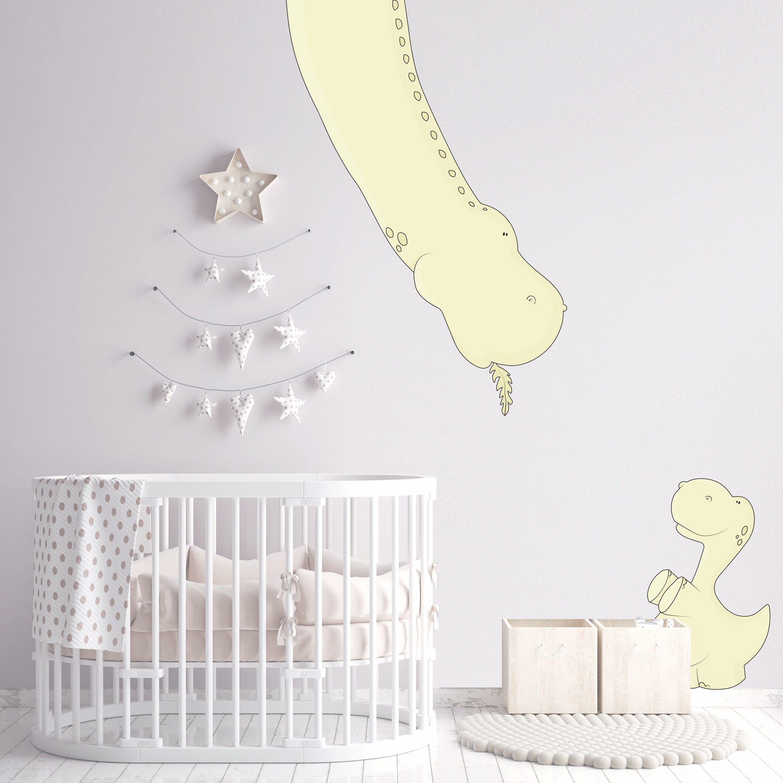 Wall decal for baby nursery / Vinilo pared para habitación de bebe ...