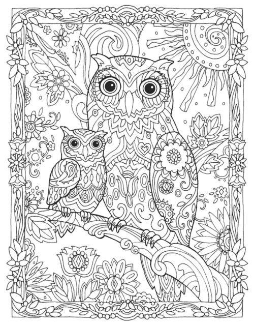 Adult Coloring Books - Top 100 | Pinterest | Pintar, Mandalas y ...