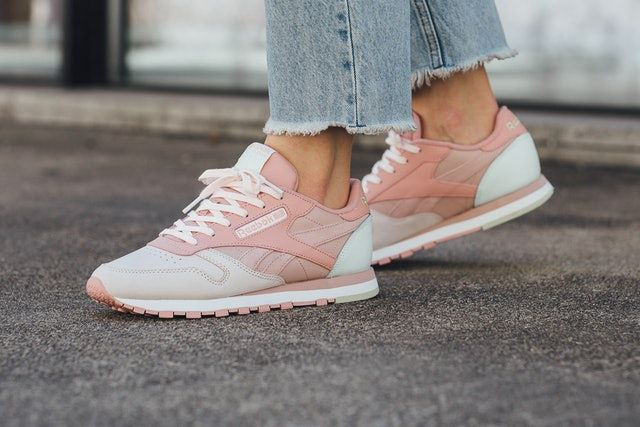 Reebok's Classic Leather Drops In New Dusty Pink