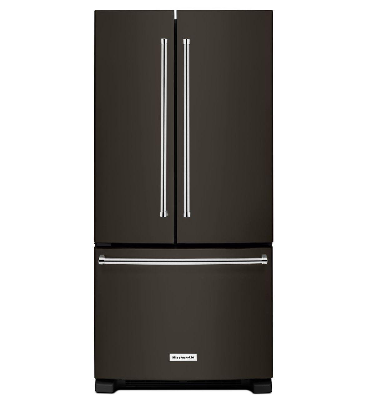 lowes kitchenaid refrigerator french door