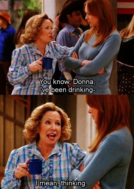 I absolutely love Kitty!  That 70s Show