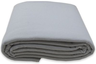Treated Silver Cloth, Light Gray (by the yard) at amazon or NancySilver.com.