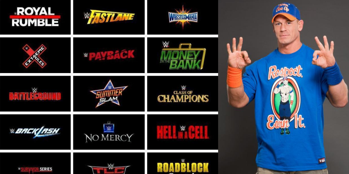 Wwe Rumors Roundup Wwe Future Ppvs Plans John Cena Wwe Return Date And More John Cena Wwe Renee Young Wwe