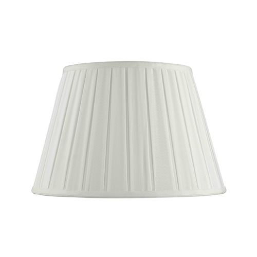 Spider coolie pleated white lamp shade sh9656 destination lighting